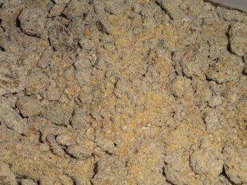 Пример соевого жмыха с кукурузой